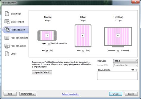 liquid layout grid review adobe dreamweaver cs6 pc mac gadgetgear nl