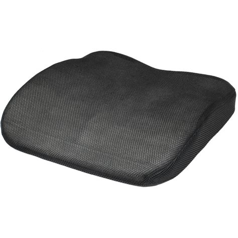 mesh seat cover for office chair 3d mesh memory foam seat cushion lower back lumbar support