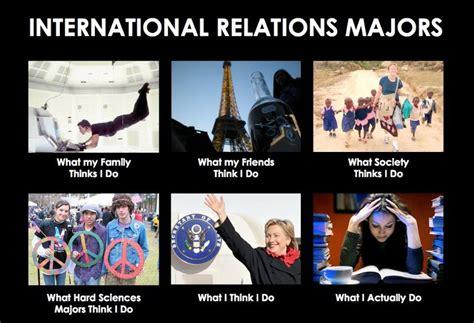 International Relations Vs Mba by International Relations Majors In A Nutshell Sarvodaya