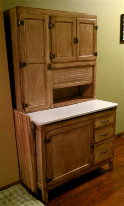 Painted Hoosier Cabinet by Pin By Helen Hagel On For The Home