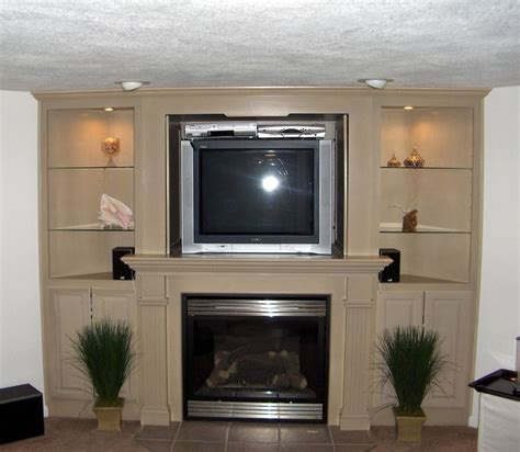 corner fireplaces tv  basements entertainment