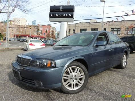 2005 lincoln ls blue 200 interior and exterior images
