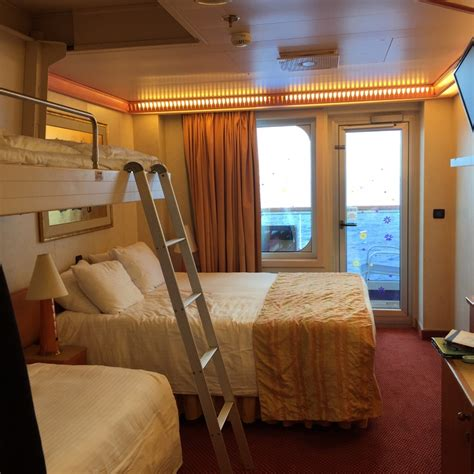 Carnival Conquest Balcony Room by Carnival Conquest Cabins And Staterooms