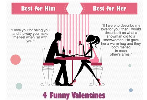 best valentines the best s card verses infographic visualistan