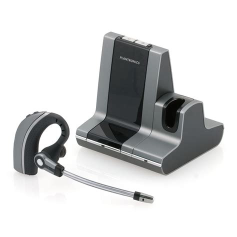 Office Headset by Plantronics Savi Office On The Ear Wireless Headset Basic
