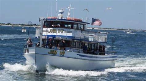captain rod fishing boat captree jib vi captree fishing babylon ny