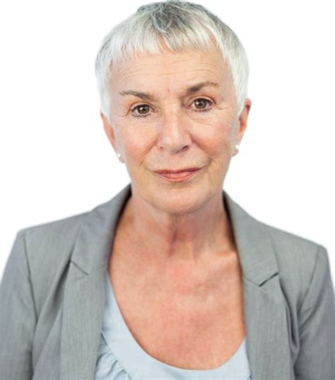 Crew Cuts On Older Women | very short hairstyles for older women to keep you young at