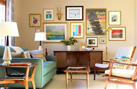 Vintage Livingroom Living Room Decor Vintage Modern House