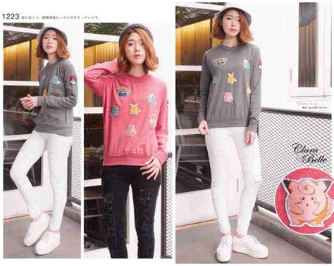 Import Bangkok New York Sweater Bahan Babytery Fit To Xl sweater murah berkualitas i l o v e f a s h i o n