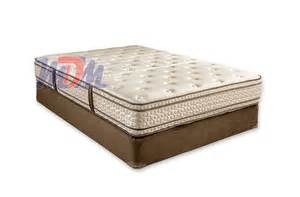 Two Sided Pillow Top Mattress by Comfort Care Claremont Best Reviewed Mattress Line By