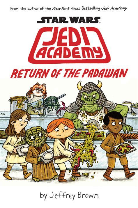 return to jedi academy in jeffrey brown s new wars
