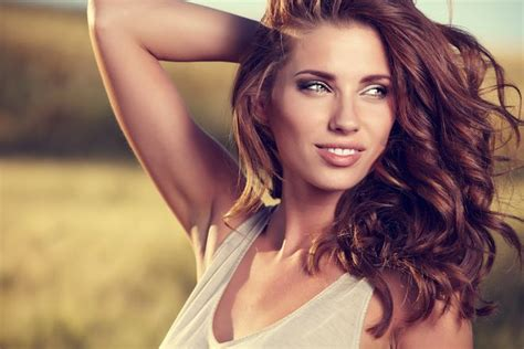 drastic hair changes when you are a brunette things to consider before making a drastic hair color cha