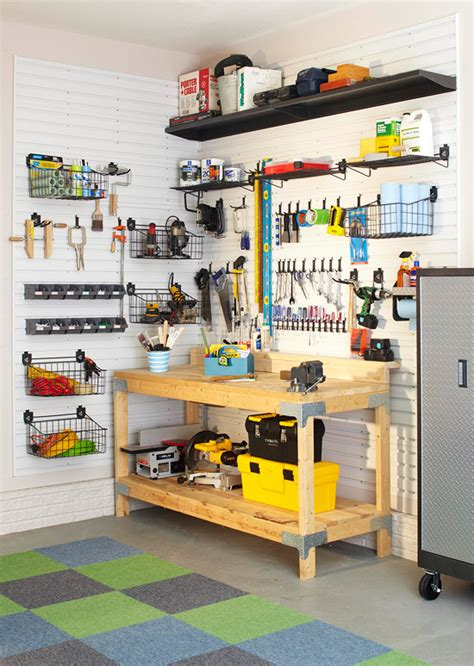 Garage Storage Ideas Tools Garage Organization 6 Tips To Kick Start Your Garage