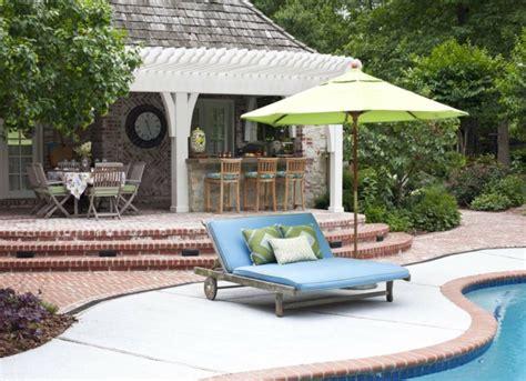 whirlpools für den garten im pool garten idee