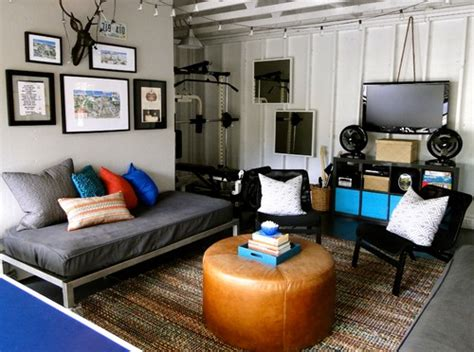 garage redesign remodelaholic top ten hangout areas and link