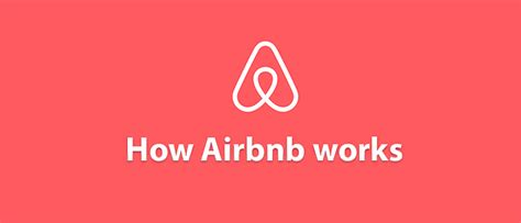 airbnb revenue model how airbnb works insights into business revenue model