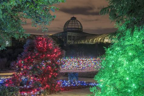 Lewis Ginter Botanical Gardens Hours Gardenfest Illumination