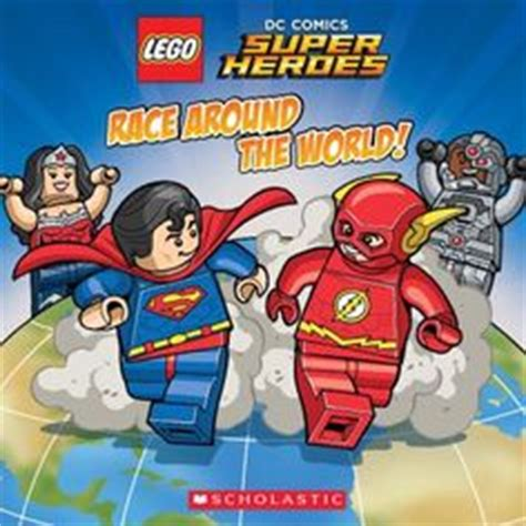 faster than lightning lego dc comics heroes activity book with minifigure lego dc heroes books new books for 2016 on sports