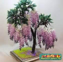 бисер деревья со схемами