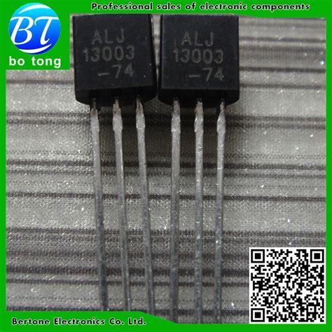 transistor g 13003 50 unids transistor mje13003 e13003 13003 to 92 en