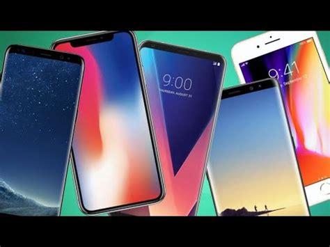 top 5 best smartphones of 2017 2018 quot apple iphone x samsung galaxy note 9 huawei p20 quot