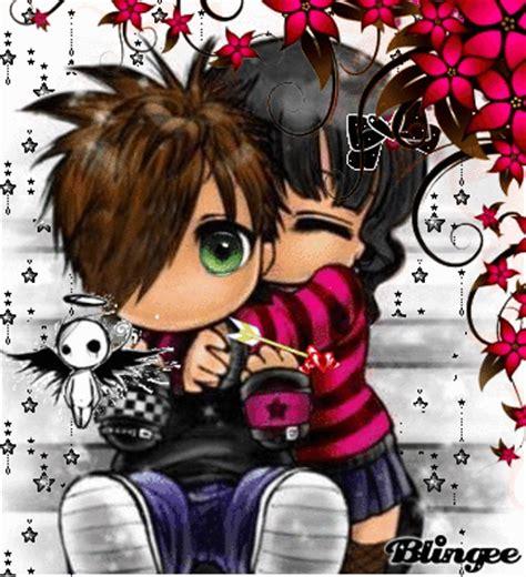 imagenes animadas de amor emo mi pareja emo fotograf 237 a 114914254 blingee com