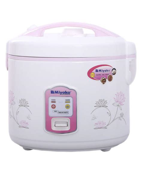 Rice Cooker Miyako miyako rice cooker asl 1180 price in bangladesh ac mart bd