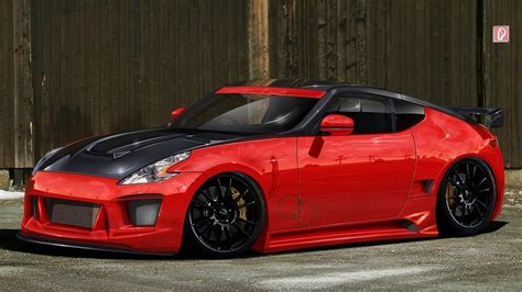 nissan fairlady 370z wallpaper devil tuning 3d nissan fairlady z34 370z wallpaper 64240