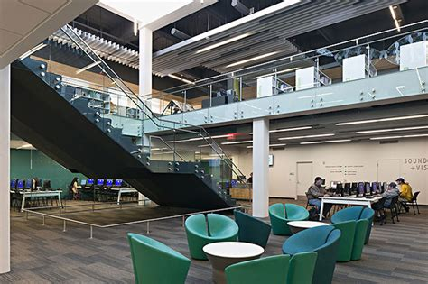 the best architecture public library design innovation sleek green lawrence public library is a welcoming haven