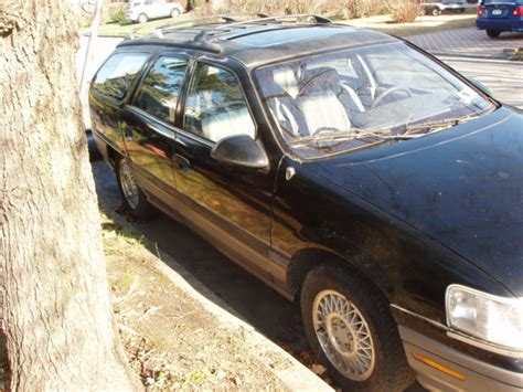 how it works cars 1991 mercury sable transmission control 1991 mercury sable wagon 3 8l v 6 auto rebuilt transmission recent valve job for sale in