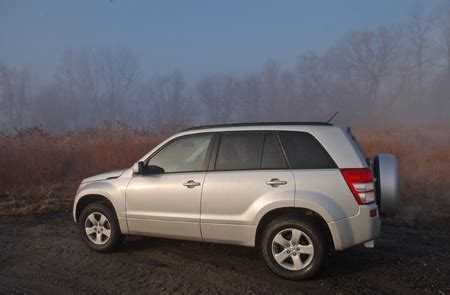 Suzuki Grand Vitara Fuel Economy 2006 Suzuki Grand Vitara Review