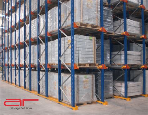 Drive In Drive Through Racking System by Drive In Racking Musandum
