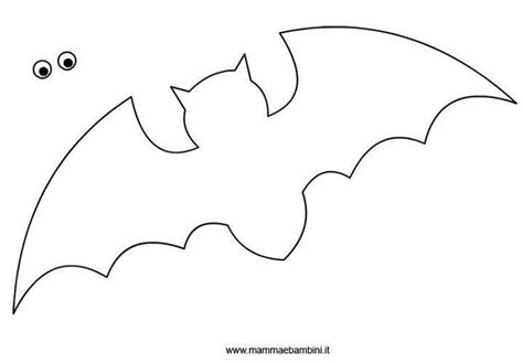bat template printable bat template templates moulds