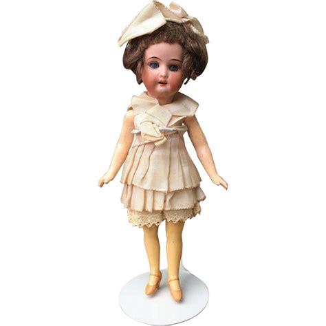 vintage bisque flapper doll 9 heubach koppelsdorf 250 flapper antique bisque doll
