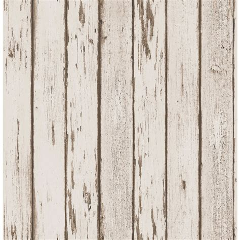 distressed wood planks for walls decor wooden planks neutral wallpaper deal at wilko