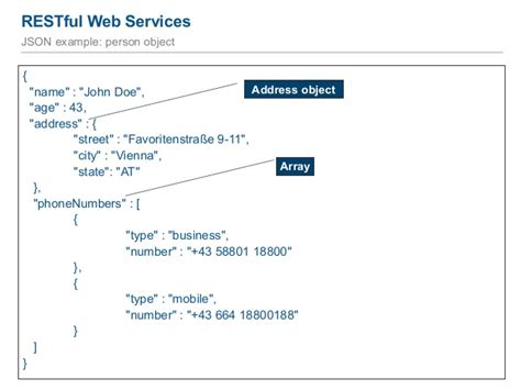 tutorial json web service introduction to soap wsdl web services and restful web