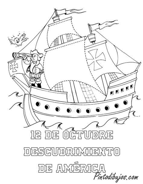 imagenes 12 octubre para colorear las 25 mejores ideas sobre cristobal colon para ni 241 os en