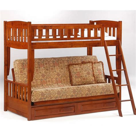 Cinnamon Futon Bunk Bed Free Shipping Bunk Bed Free Shipping