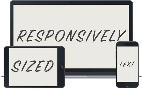 responsive design font units css pro tips responsive font sizes and when to use which