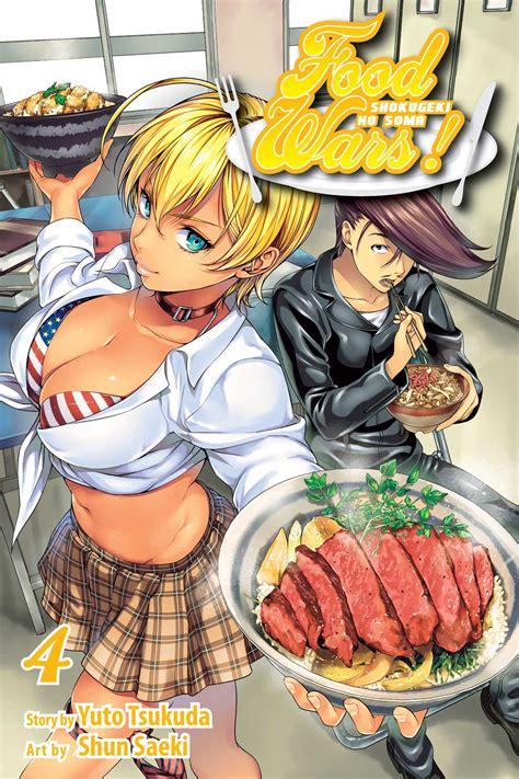 Food Wars Vol 2 Shokugeki No Soma food wars vol 4 book by yuto tsukuda shun saeki