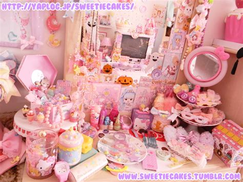 kawaii bedroom kai oceans a lolita s dream room