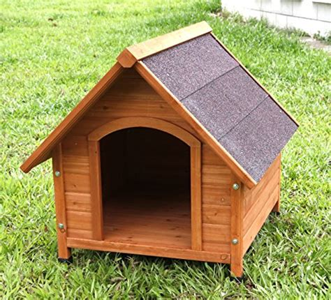 waterproof dog house captain pet a frame waterproof dog kennel deluxe natural solid wooden dog house the