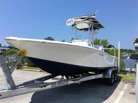 tidewater boats morehead city nc 2014 tidewater 2200 carolina bay power boat for sale www
