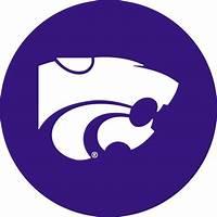 Photos Of Kansas State Logo Clip Art  Wildcats K