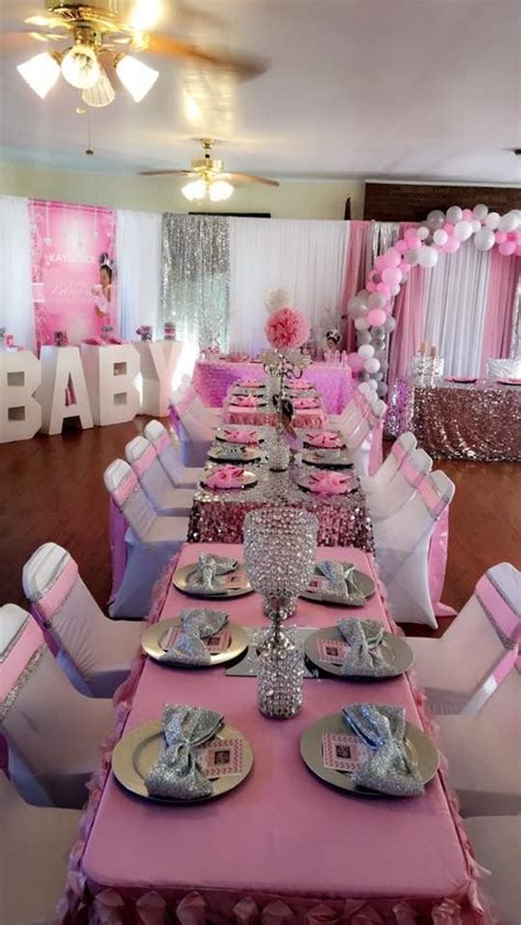 ashley baby shower idea  baby shower princess unicorn