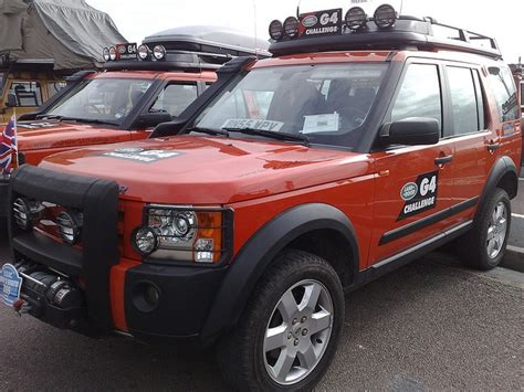 Topi Land Rover G4 Challenge g4 challenge land rover discovery land rover