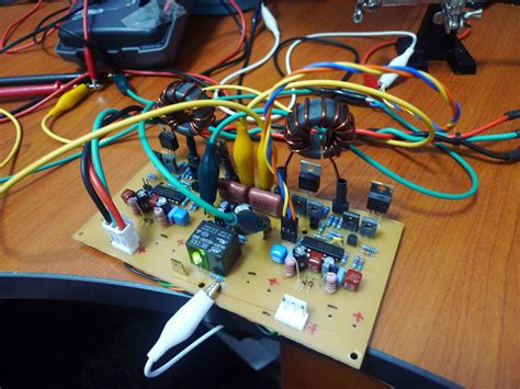 Pcb Inventer Travo Ferit class d 200 wrms with 2 mosfet cheap page 23