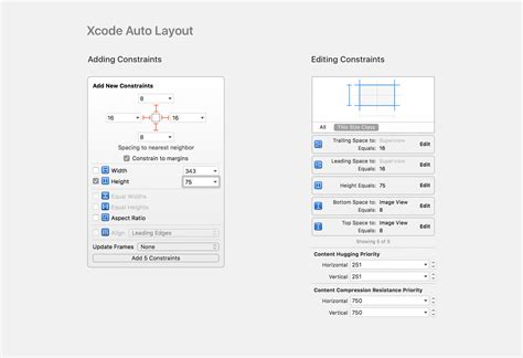 practical auto layout for xcode 7 the current state of adaptive design the startup medium