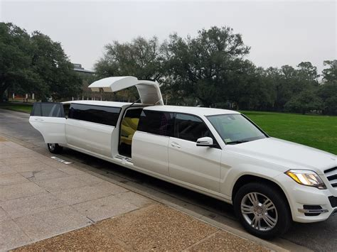 Limo Places by Mercedes Jet Door 14 Passengers Limo Service
