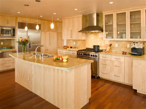maple kitchen cabinets maple kitchen cabinets contemporary roselawnlutheran